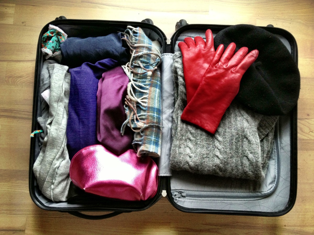 Travel: Packing light for a European winter