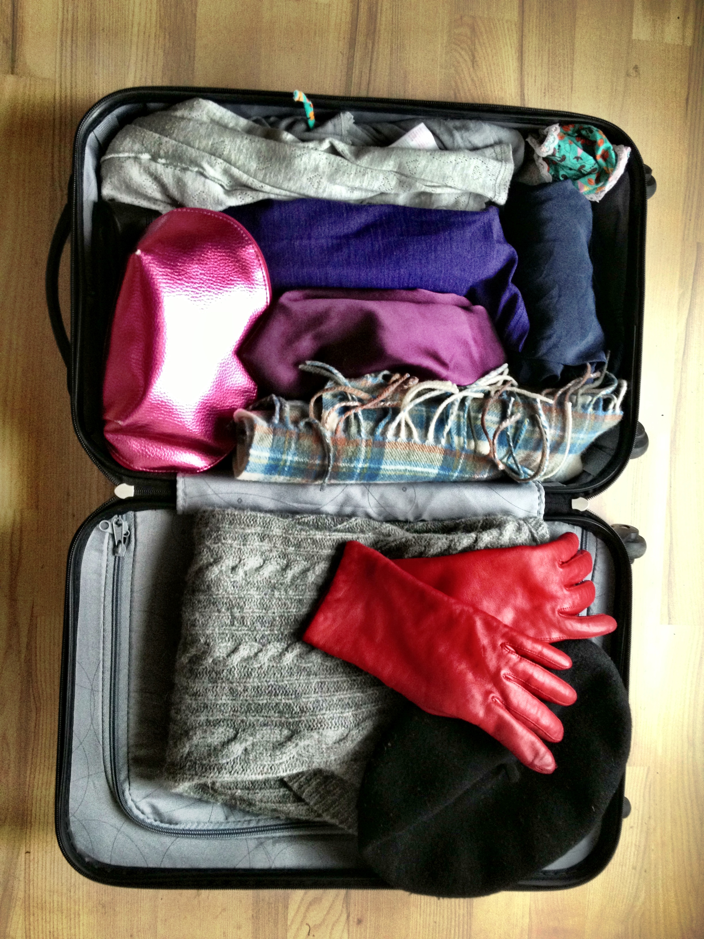 Travel Packing Light For A European Winter The Fourth