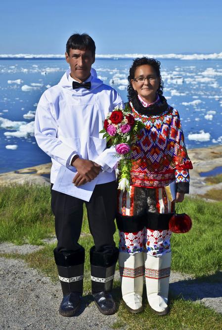 Wedding at Ilulissat