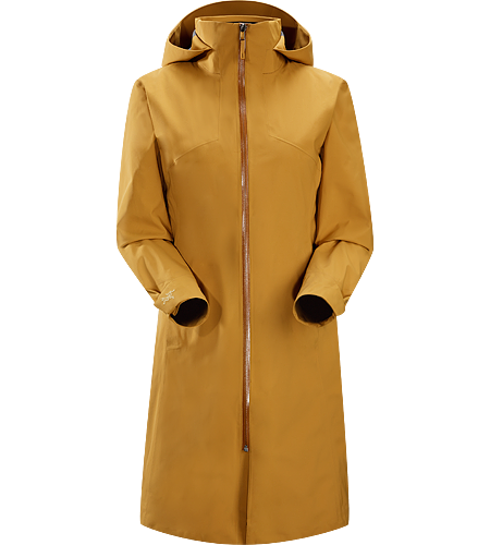 Arcteryx-Aphilia-Coat-W-Honey-Bee