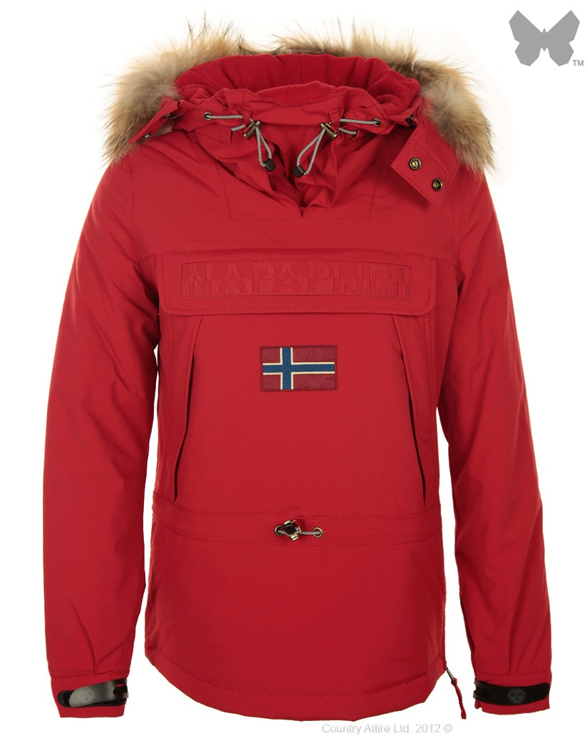 Norwegian parka brands