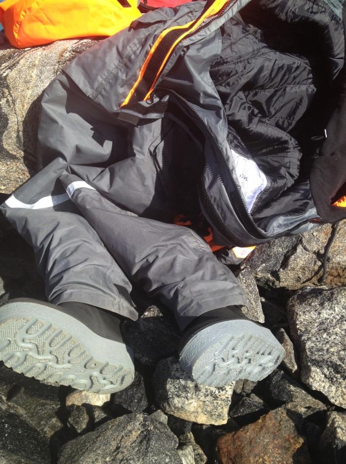 Kapisillit - protective gear