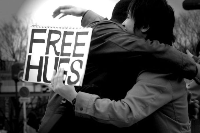 http://www.freehugscampaign.org/