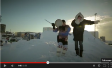 Happy in Greenland video