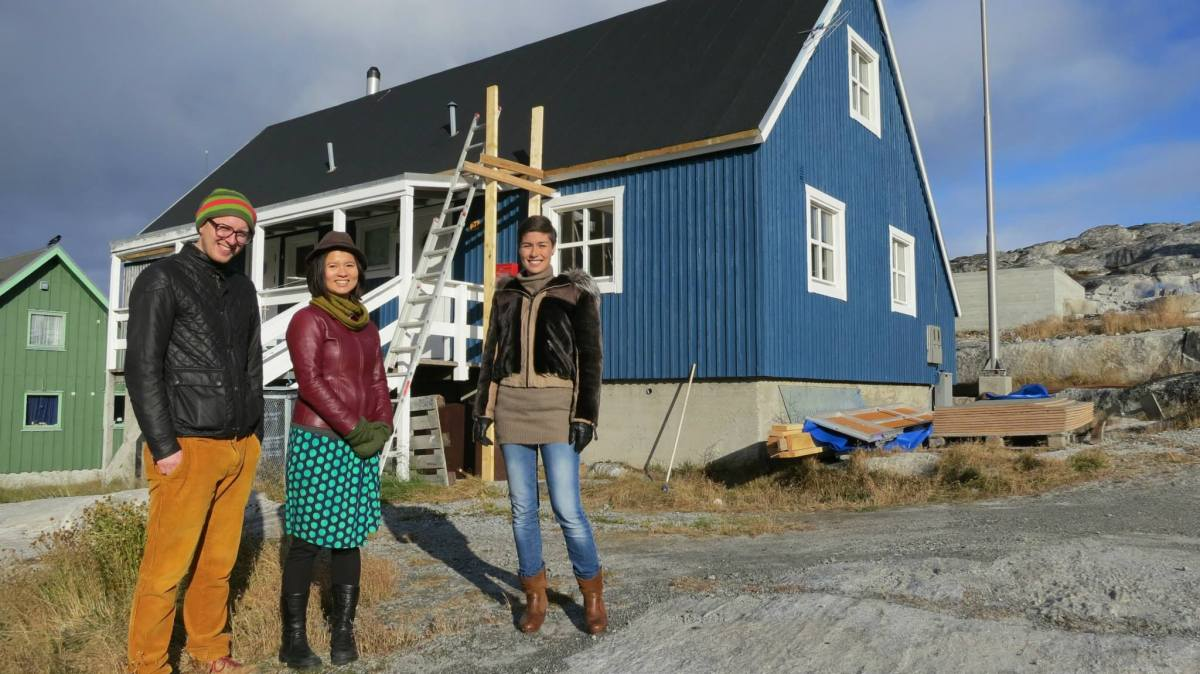 greenland house hunters international! | the fourth continent