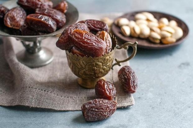 The other date - the perfect food to break the Ramadan fast. Photo: Matthew Mead / AP