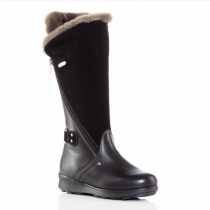Pajar boots withstanding up to minus 40 degrees!