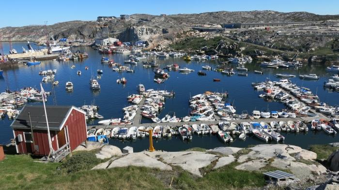 Ilulissat harbour