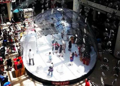 Making friends in a bubble