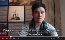 Paul Barbato - speaking Greenlandic!