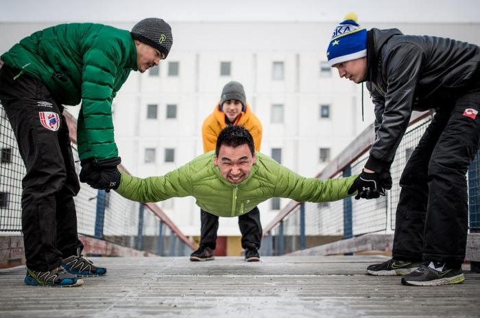arctic winter games mads pihl